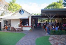 Blue Mountains Cafe