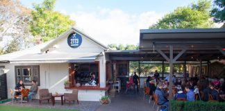 Blue Mountains Cafe
