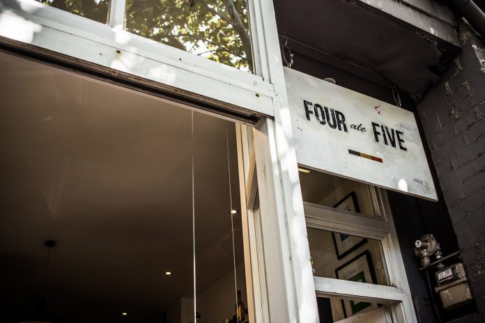 Four Ate Five Cafe