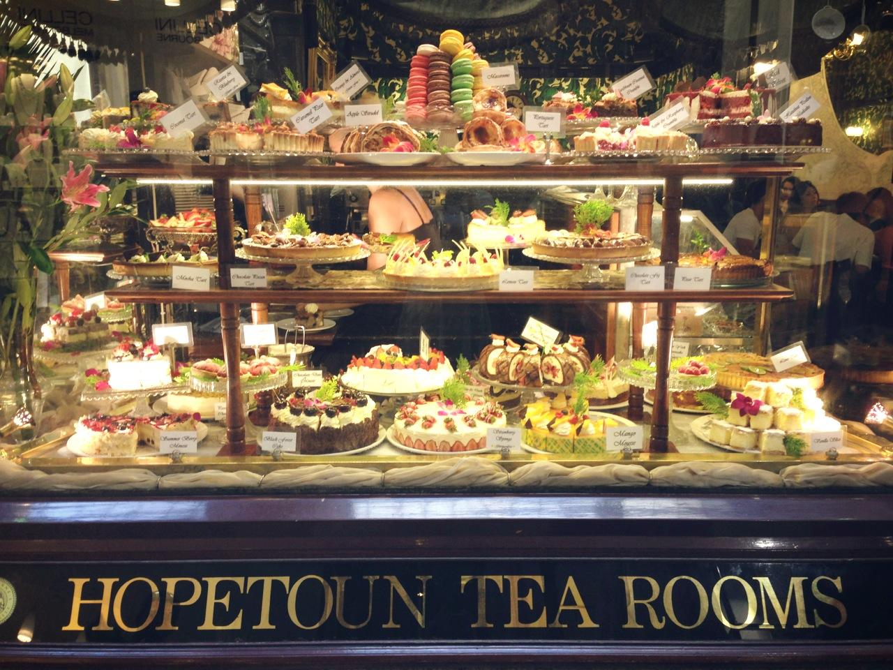 20. Hopetoun Tea Rooms