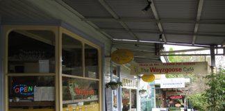 Wayzgoose Cafe