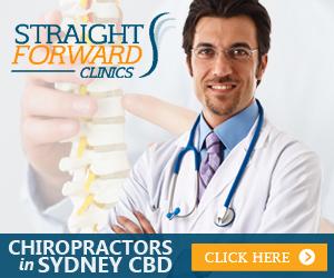 Chiropractors in Sydney CBD