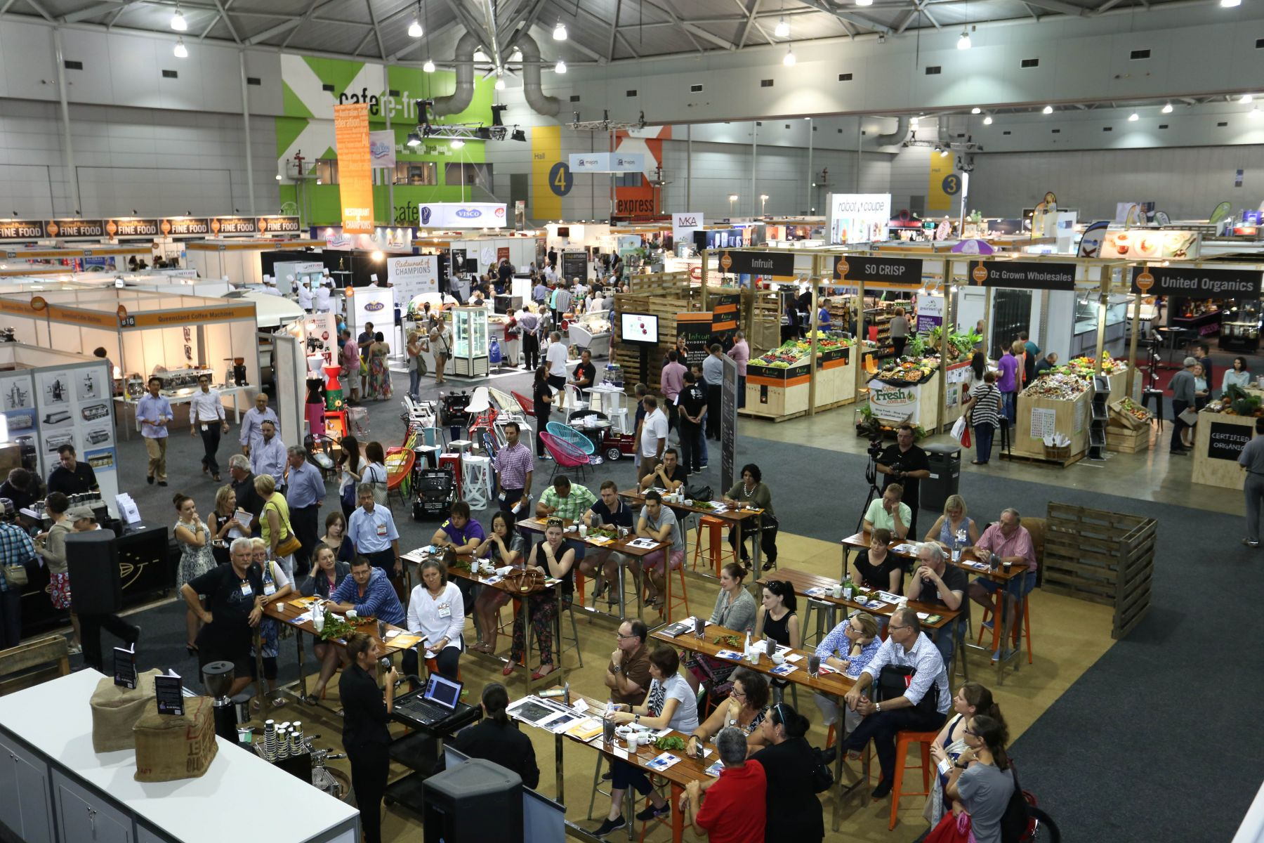 Image result for fine foods expo