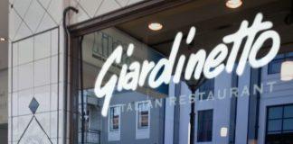 Giardinetto italian restaurant