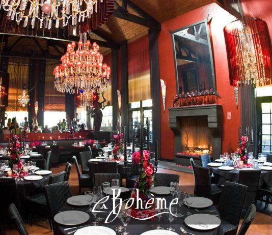 La Boheme Restaurant Balmain