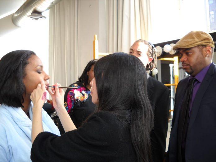 make-up artist Sydney