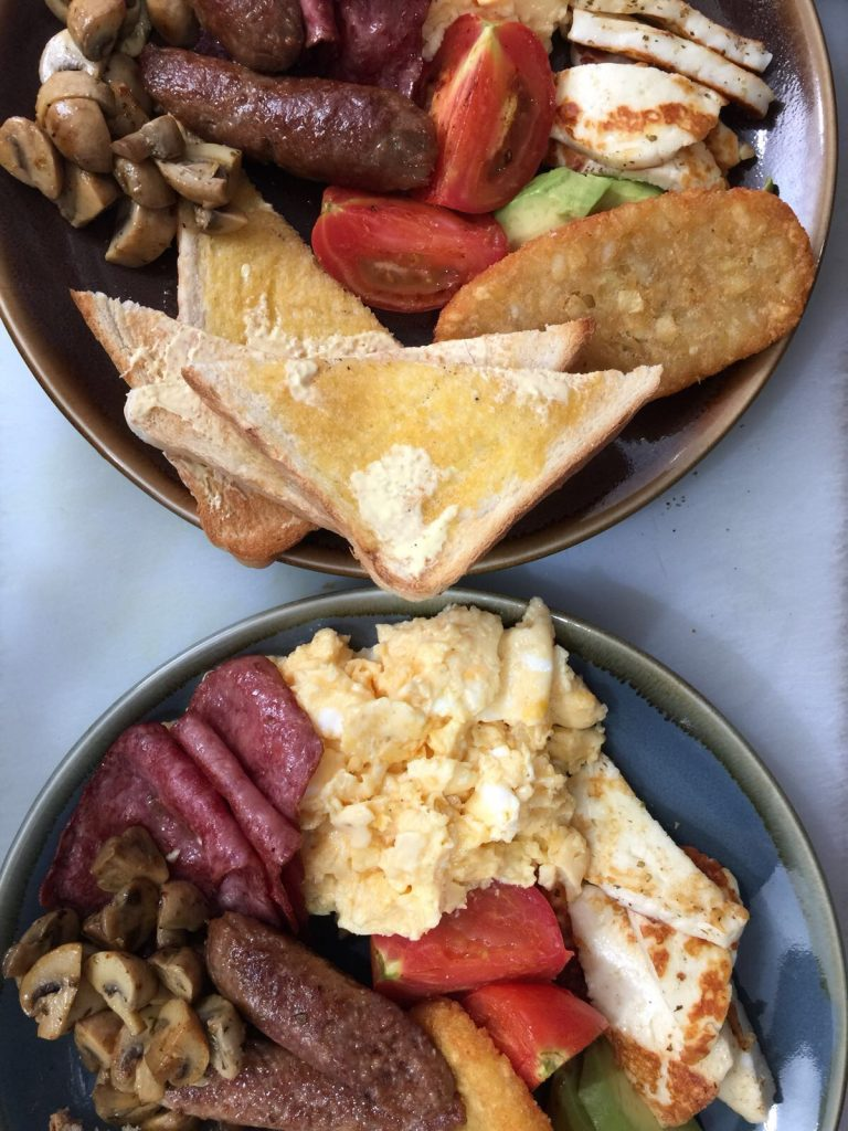 big breakfasts sydney cafes ramsgate all-day breakfast brunch