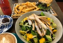 penrith cafes cafe upstairs kingswood western suburbs sydney west