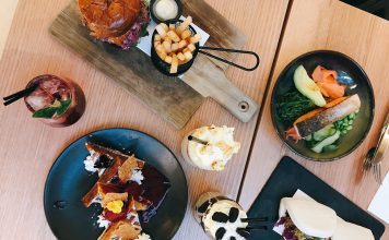 north ryde cafes macquarie shopping centre sydney creamery and co