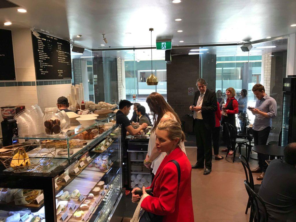 cafes sydney cbd